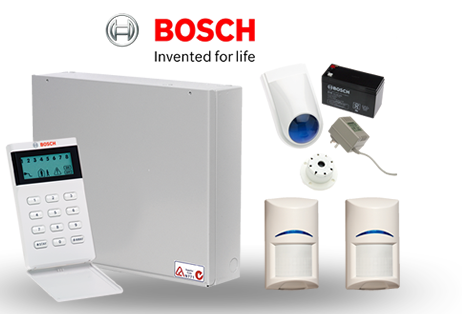 news security bosch alarm